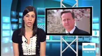 News Bulletin 13 April 2012 -- The Christian Institute