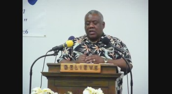 LIVING VICTORIOUSLY OVER FEAR PART 3 Pastor James Anderson March 20 2012b
