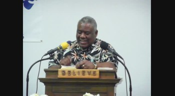 LIVING VICTORIOUSLY OVER FEAR PART 3 Pastor James Anderson March 20 2012a