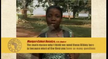 Bibles for Ghana