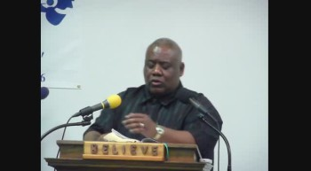 LIVING VICTORIOUSLY OVER FEAR PART 4 Pastor James Anderson March 27 2012c