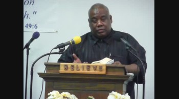 LIVING VICTORIOUSLY OVER FEAR PART 4 Pastor James Anderson March 27 2012b