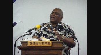 LIVING VICTORIOUSLY OVER FEAR PART 5 Pastor James Anderson April 3 2012e