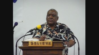 LIVING VICTORIOUSLY OVER FEAR PART 5 Pastor James Anderson April 3 2012c