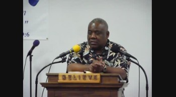 LIVING VICTORIOUSLY OVER FEAR PART 5 Pastor James Anderson April 3 2012a