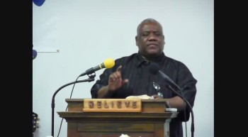 LIVING VICTORIOUSLY OVER FEAR PART 6 Pastor James Anderson April 10 2012e