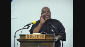 LIVING VICTORIOUSLY OVER FEAR PART 6 Pastor James Anderson April 10 2012c