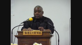 LIVING VICTORIOUSLY OVER FEAR PART 6 Pastor James Anderson April 10 2012a