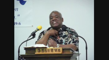 LIVING VICTORIOUSLY OVER FEAR PART 7 Pastor James Anderson April 17 2012e