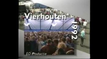 Opwekking conferentie in vierhouten 1992