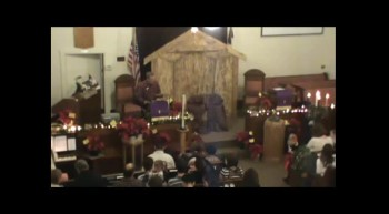 First Presbyterian Christmas Eve Lancaster WI part 2