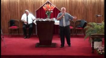 La sana doctrina. Pastor Walter Garcia. 08-04-2012