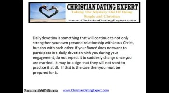 Devotionals for dating or engaged couples