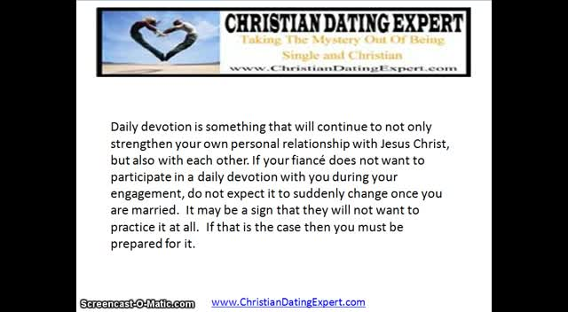 couple dating devotional engaged