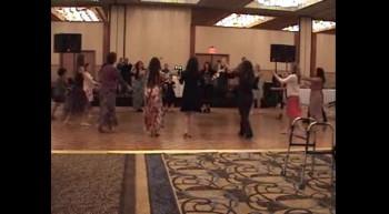 Messianic Jewish Dancing - You are my King (Amazing Love)