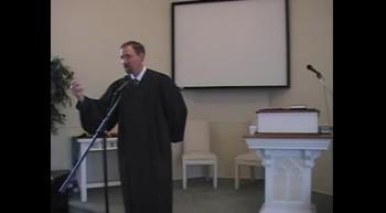 First Presbyterian Church Svc, 4/22/2012 Perkasie, PA Rev. R. Scott MacLaren