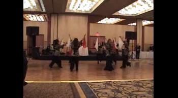 Messianic Jewish Danicng - Moses and Mirian - Steve Wiggins