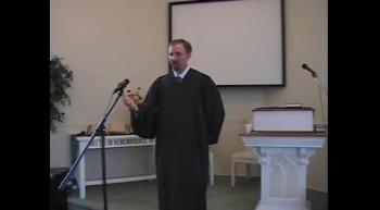 "Sermon: ""Israel's Shepherd King,"" Rev. R. Scott MacLaren, 4/22/2012"
