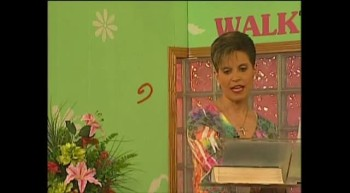 Walk the Walk w/Ramona Wink-God Wants to Live Through YOU!-5-3-2012