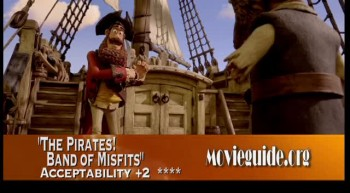 THE PIRATES! BAND OF MISFITS review