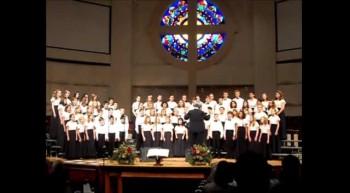 CHEA Choir Spring Concert 2012