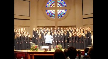 CHEA Choir Spring Concert 2012
