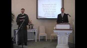 Congregational Hymns, First Presbyterian Church, Perkasie, PA 4/29/2012. Rev. R. Scott MacLaren