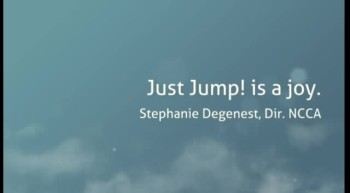 Book Trailer for Just Jump!