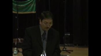 Pastor Preaching - April 15, 2012