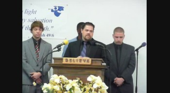 LOVING HANDS MINISTRIES Pastor Wendell C Wilson and his Young Men in the ministry March 11 2012j