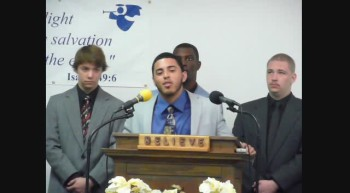 LOVING HANDS MINISTRIES Pastor Wendell C Wilson and his Young Men in the ministry March 11 2012h