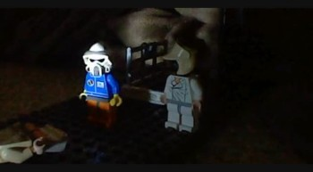 Lego jail break; Stop motion