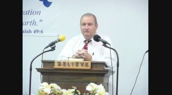 INTRODUCTION Pastor Chuck Kennedy March 11 2012c