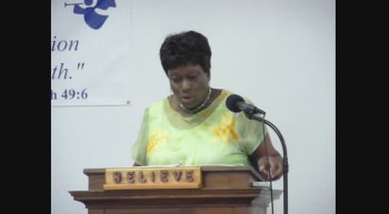 MEN OF THE BIBLE - ABSALOM SON OF DAVID PART 1 Pastor Flora Anderson March 18 2012d