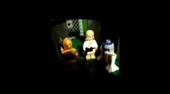 Lego Star Wars-Part One