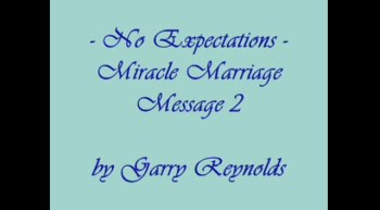 Miracle Marriage Message 2 of 4