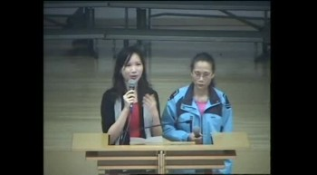 Kei To Mongkok Church Sunday Service 2012.05.06 Part 1/4
