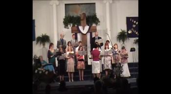 Easter Cantata 2012