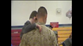 Boy With Cerebral Palsy Walks To His U.S. Marine Father For First Time