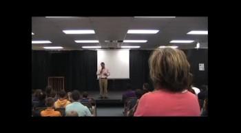 David Rivera...Loving Hands Ministries @ Sarasota Christian School in Sarasota, FL