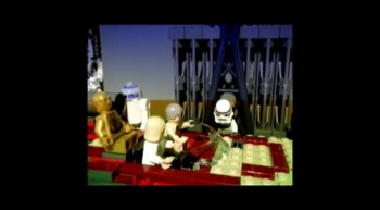 Lego Star Wars -Part two