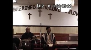 One Time Only Holy Ghost Traveling Band Performs Psalm 19