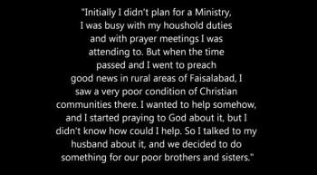 New Life In Jesus Ministry - Pakistan