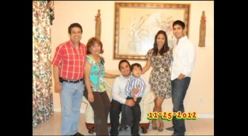 Chris Basurto visited Laredo on October-November 2011