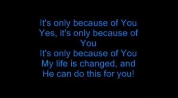 Because Of You (Original)