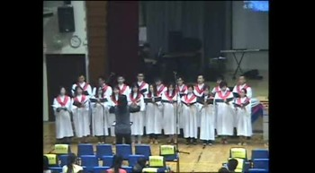 Kei To Mongkok Church Sunday Service 2012.05.20 Part 2/6