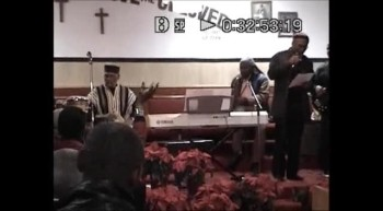 The One Time Only Holy Ghost Traveling Band Performs Psalm 34