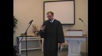 "Sermon: ""Heed the Rod!"" Rev. R. Scott MacLaren, First OPC Perkasie, PA"