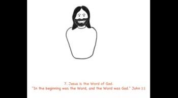 How To Draw Jesus Kids Videos