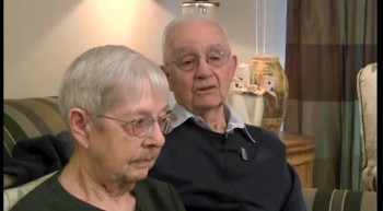 Don and Betty Schrock, Residents at Royal Park Place